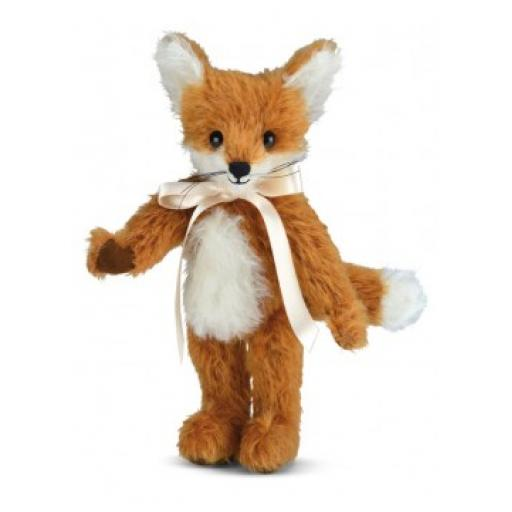 Freddy Fox 9 inch Merrythought Traditional Teddy Bear