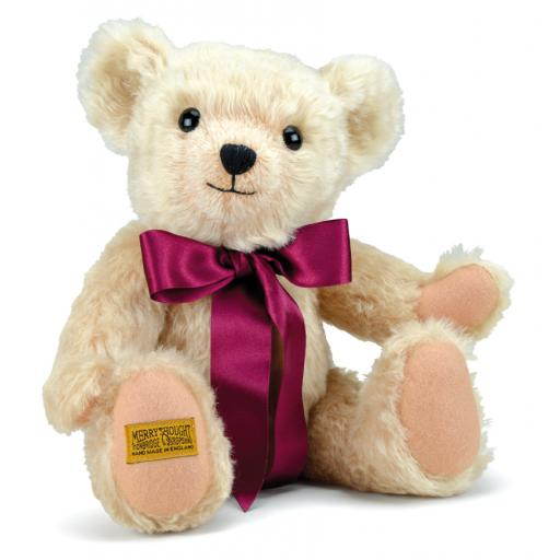 Henley Merrythought Traditional Teddy Bear 14 inch
