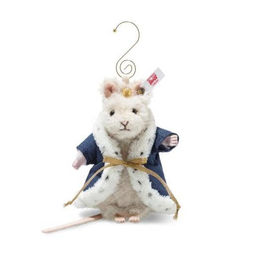Mouse King Ornament Steiff Christmas Limited Edition