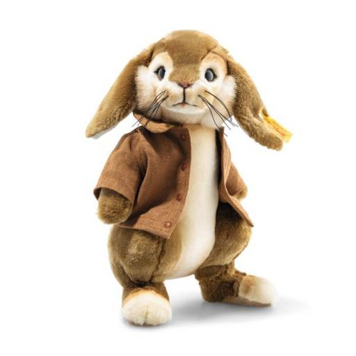 Benjamin Bunny Steiff Plush Beatrix Potter