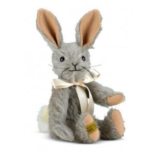 Binky Bunny 9 inch Merrythought Traditional Teddy Bear