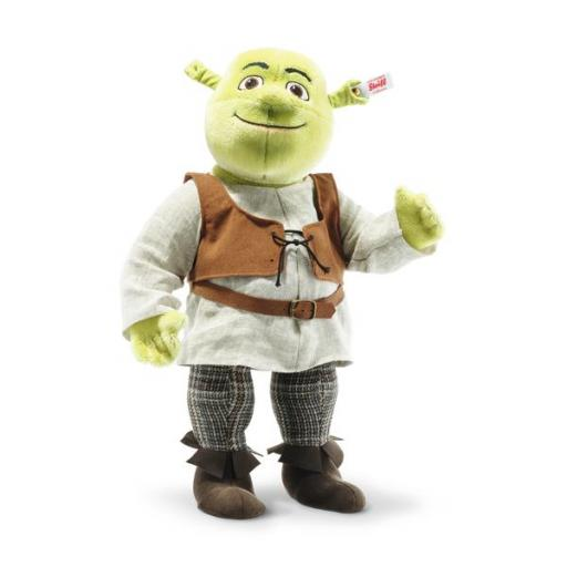Shrek Steiff Limited Edition White Label
