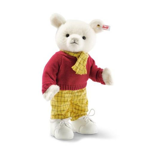 Rupert 100th Anniversary Musical Bear by Steiff - 33cm