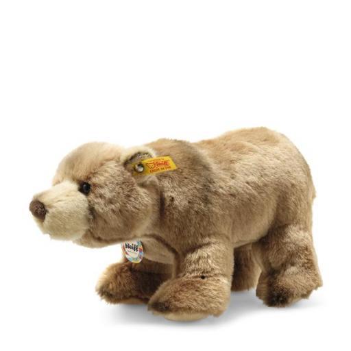 Back in Time Baerlie brown bear