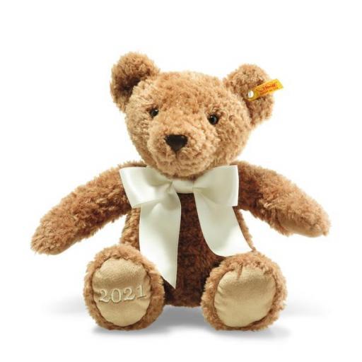 Steiff Cosy Year Bear 2021 (113536)
