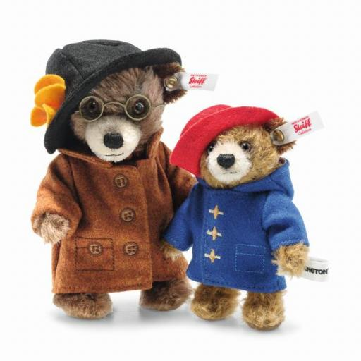 Aunt Lucy and Paddington Mini Set Limited Edition