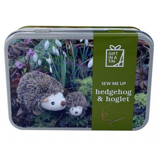 Sew Me Up Creatures - Hedgehog & Hoglet