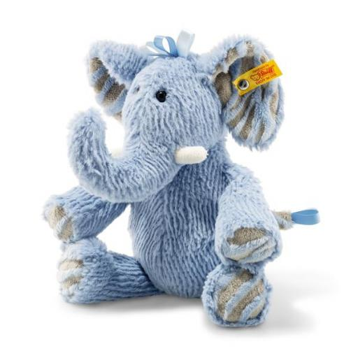 Soft Cuddly Friends Earz elephant
