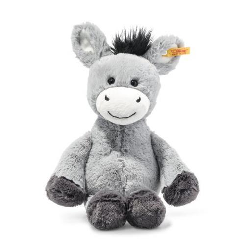 Soft Cuddly Friends Dinkie donkey (medium)