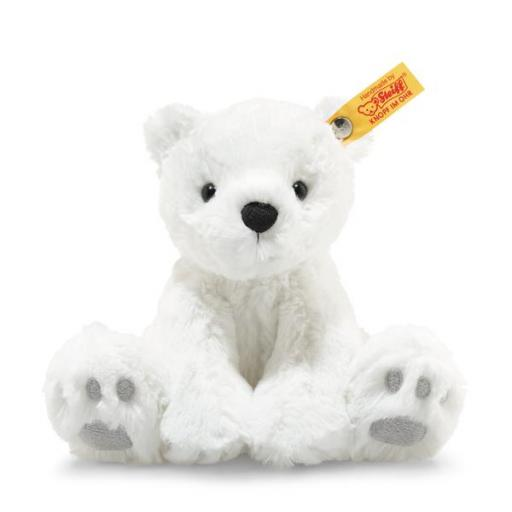 Soft Cuddly Friends Lasse polar bear