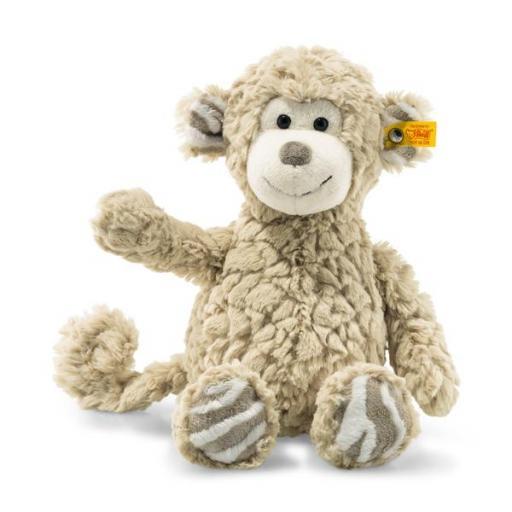 Soft Cuddly Friends Bingo monkey (medium)