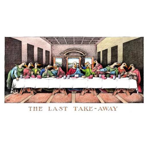 The Last Take-Away