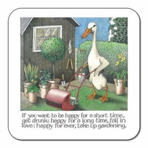 Gardening Coaster