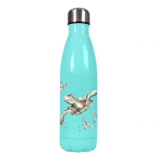 'Swimming School' water bottle