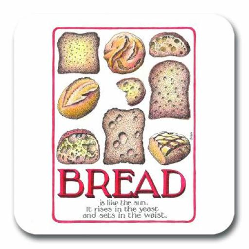Bread Coaster