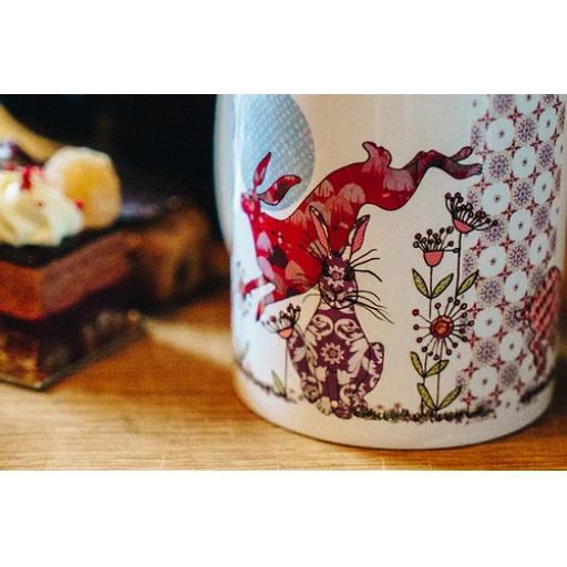 Flick of Hares Mug
